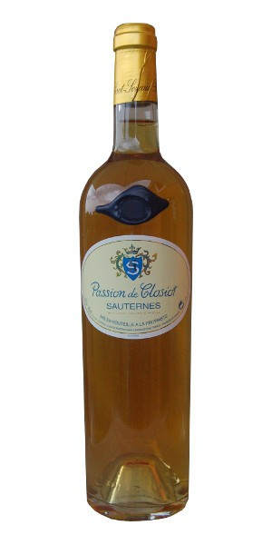 Sauternes - Passion de closiot